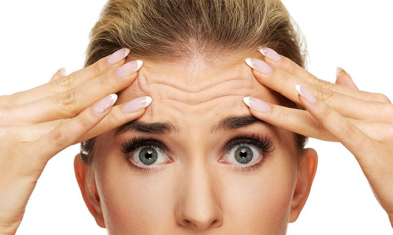 Trattamento delle rughe: biolifting del viso e del collo